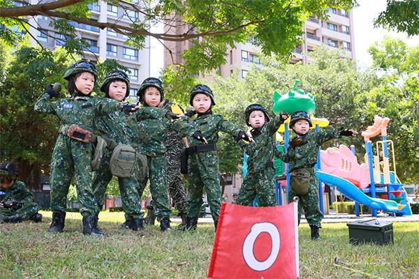 大班畢旅-小小兵體驗營
